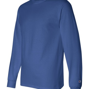 Royal Blue Long Sleeve Champion